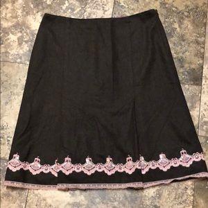 💗Express Wool Skirt 💕